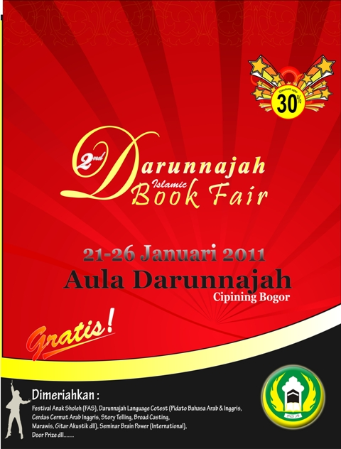 Darunnajah Islamic Book Fair