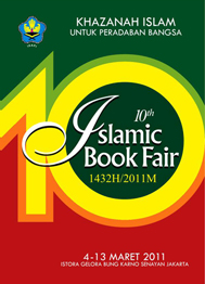 Darunnajah Cipining Goes To Islamic Book Fair 10th 2011