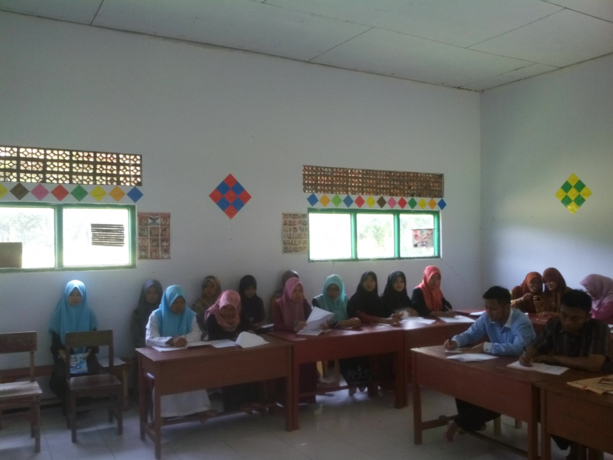 Workshop Supervisi Dewan Guru MI An-nahl