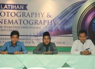 Hari Kedua Pelatihan Photography and Cinematography