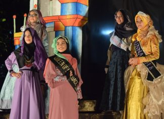 Queen Of Language Darunnajah Language Competition