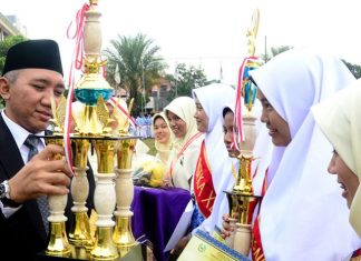 Darunnajah Scout Game Competition (DSGC)