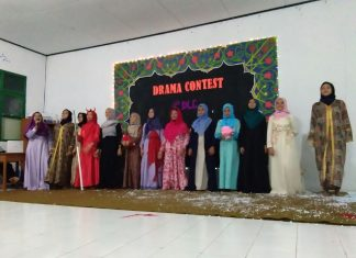 Darunnajah 1 Masuk Final Drama Contest Di Darunnajah Language Competition