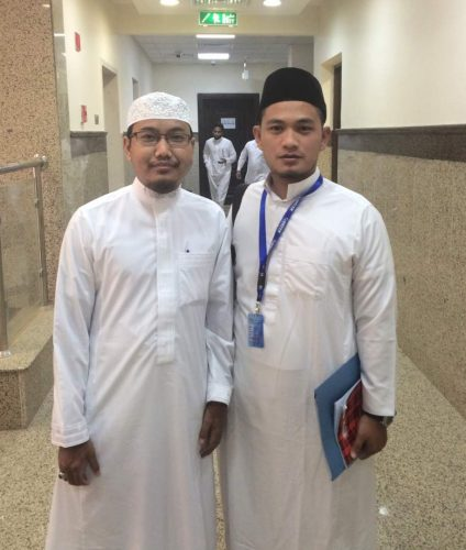 Pelepasan Peserta Umroh Darunnajah Tour And Travel