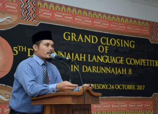 Grand Closing Of 5th Darunnajah Language Competation (DLC) in Darunnajah 8 Cidokom