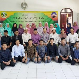 Maos training of trainer Al-qur'an