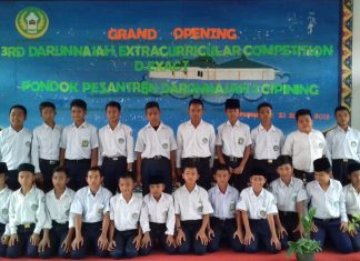 3rd Darunnajah Extracurricular Competition