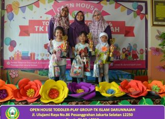 Aneka lomba di Toddler-Play Group-TK Islam Darunnajah