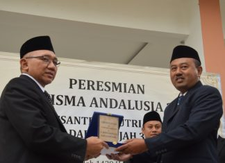 Peresmian Gedung Andalusia 3