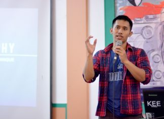 Workshop Photography and Cinematography Pers Darunnajah