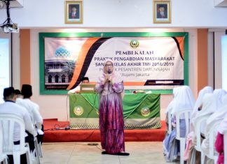 """Planning and Budgeting at Darunnajah – """" a Goal Without a Plan is Just a Wish"""" by Mrs. Rizma Ilfi"""