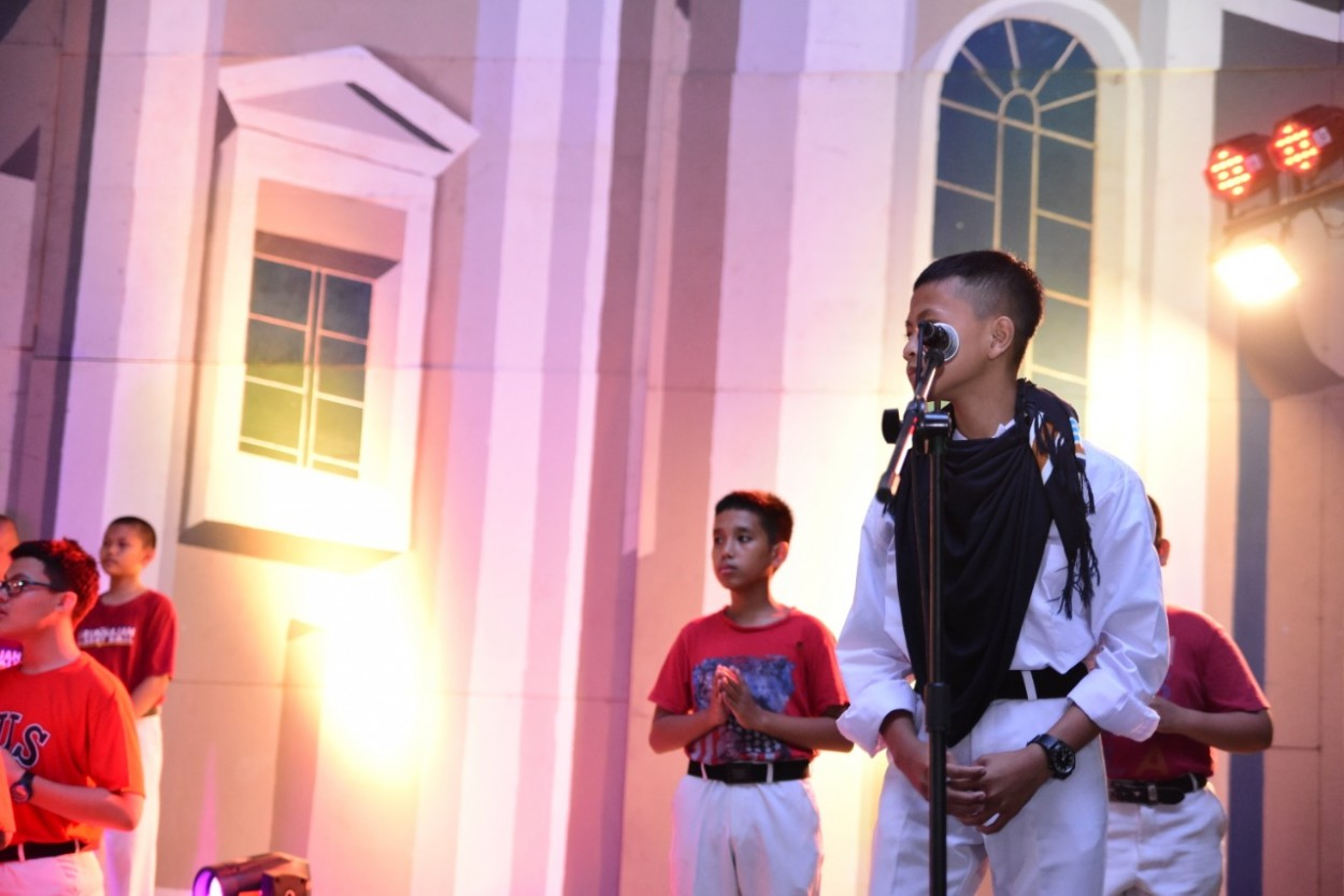 1st Darunnajah Student Folk Song Competition