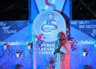 Public Speaking Contest 2019