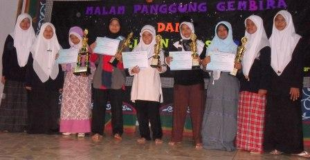 Miss Point Plus-Plus : Jawara-Jawara Santri Militan di BP Cup 2011
