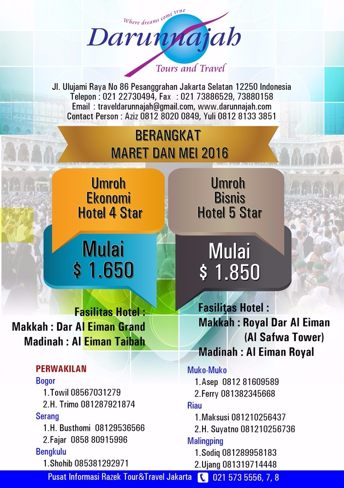 Darunnajah Tour and Travel