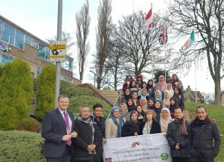 Darunnajah Student and Teacher Exchange With The Holy Family School Keighley UK