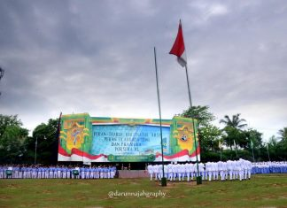 Menpora Buka Darunnajah Marching Competition (IOMBC)