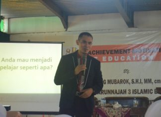 SEMINAR ACHIEVEMENT MOTIVATION TRAINING OF EDUCATION