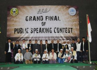Grand Final Of Public Speaking Contest