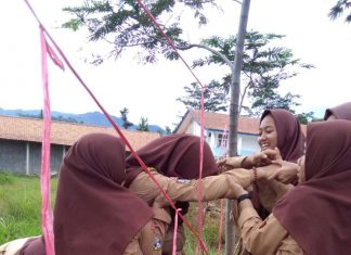 Santri Darunnajah Ikuti Scout Motivation Training