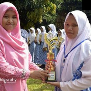 Perlombaan Darunnajah Language Competetion DLC 5 th