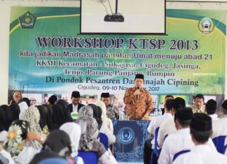 Workshop KTSP 2013