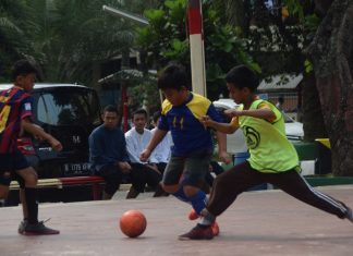 Kalahkan High Scope 3 – 0 Antarkan Tim Futsal SD Islam Darunnajah Ke Babak Final HI Competition XVI