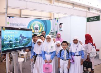 Pesantren Darunnajah Berpartisipasi Pada Acara International Islamic Education Expo