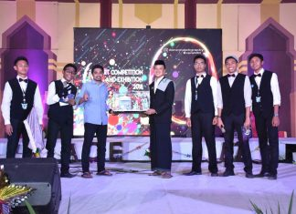 Closing Art Competition and Exhibition 2018 by Santri Darunnajah