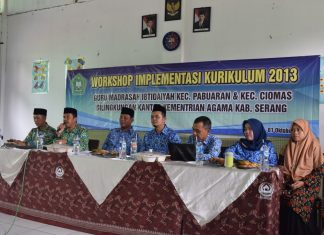 Workshop Implementasi Kurikulum 2013