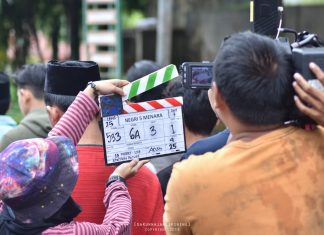 Behind The Scene Film Negeri 5 Menara Series