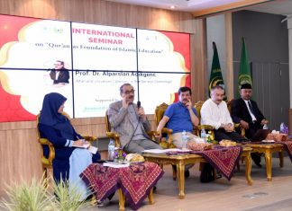Seminar International on ''Qur'an as Foundation of Islamic Education'' Darunnajah Islamic Boarding School