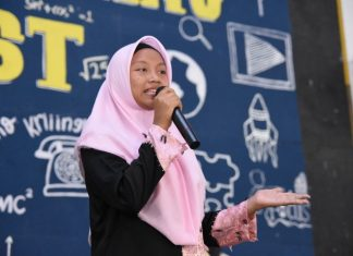 Kemeriahan Public Speaking Contest 2019