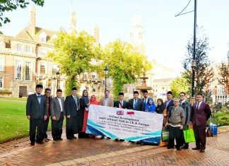 Agenda Kegiatan Pimpinan Pesantren Dalam Rangka School Development And Cultural Visit in United Kingdom