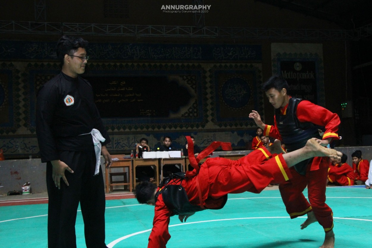 Annur Silat Competition